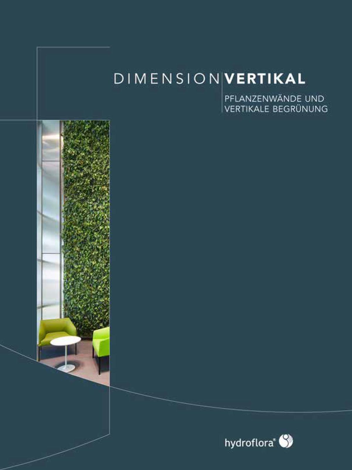 neuer katalog pflanzenw nde und vertikale begr nung hydroflora gmbh. Black Bedroom Furniture Sets. Home Design Ideas