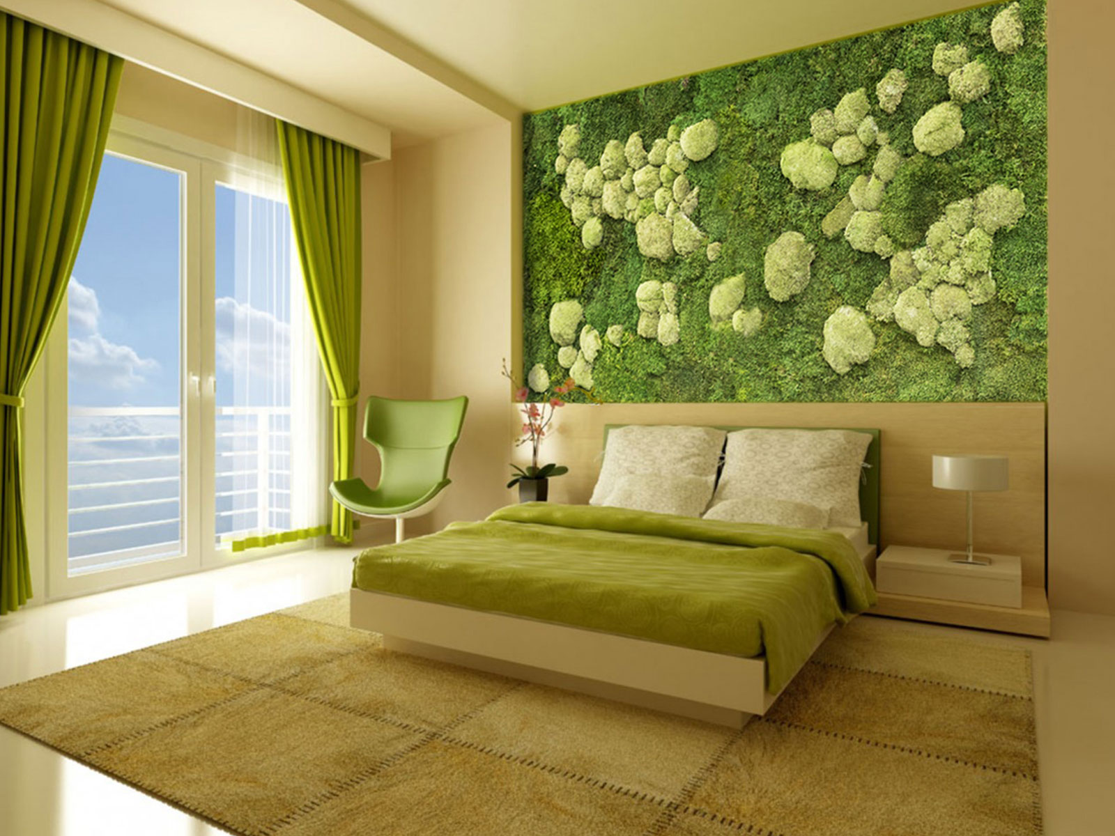 awesome moosbild selber machen photos. Black Bedroom Furniture Sets. Home Design Ideas